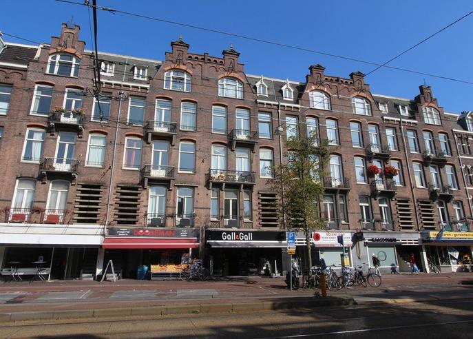Overtoom 468 I in Amsterdam 1054 JX
