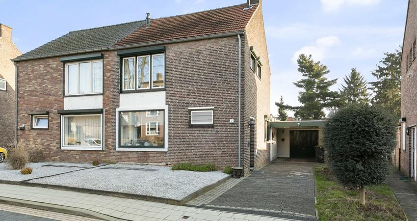 Joseph Haydnstraat 7 in Brunssum 6443 CN