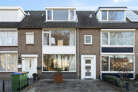 Mechelenstraat 58 in Breda 4826 KN