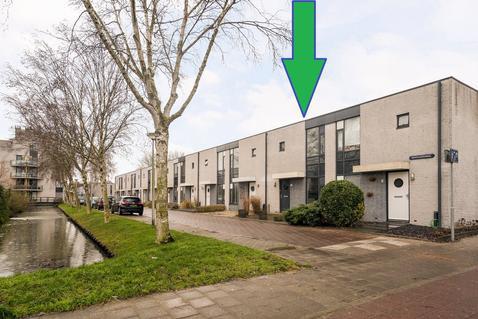 Hofpoldersingel 61 in Gouda 2807 LW