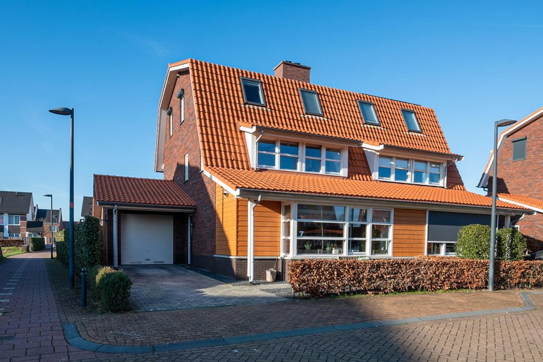Steurgat 7 in Gorinchem 4208 BM