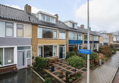 Statenlaan 38 in Bodegraven 2411 ST
