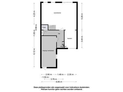 Weegbreestraat 15 in Almere 1313 HS