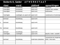 Bolderik 8 in Galder 4855 BG