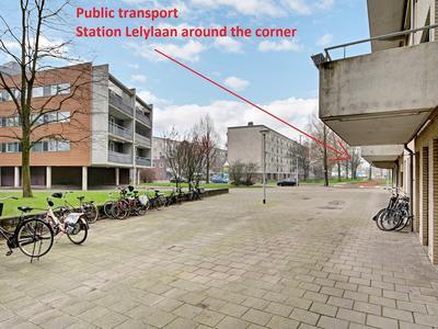 Johan Jongkindstraat 166 in Amsterdam 1062 DK