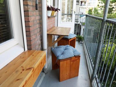 Hendrik Van Deventerstraat 127 in 'S-Gravenhage 2563 XS