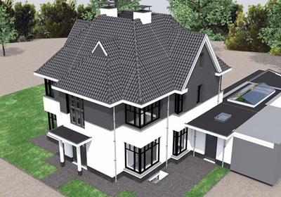 Reinier Van Holylaan Villa Vrijstaand in Heemstede 2101 KH