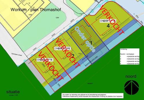 Thomashof Zuid in Workum 8711