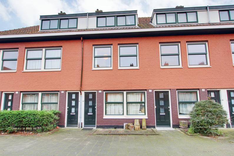 Fresiastraat 5 in Amsterdam 1032 BE