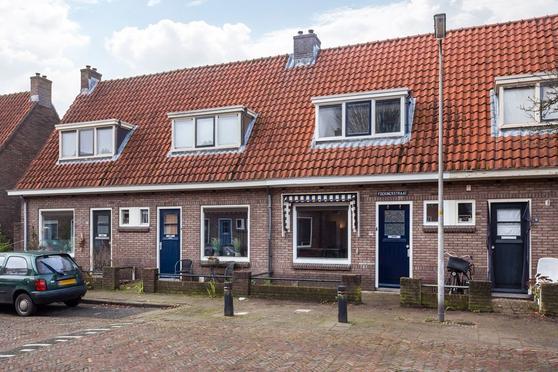 Fockinckstraat 17 in Deventer 7415 RW