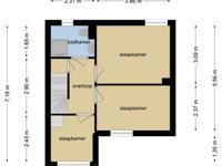 Raadhuisstraat 54 in Kaatsheuvel 5171 CP