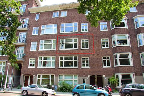 Orteliuskade 54 in Amsterdam 1057 AK