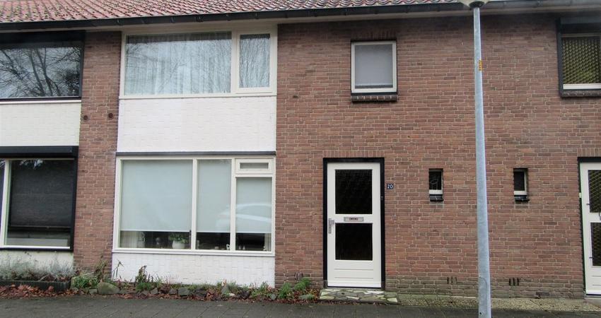 Helmkruidstraat 20 in Wijchen 6602 CZ