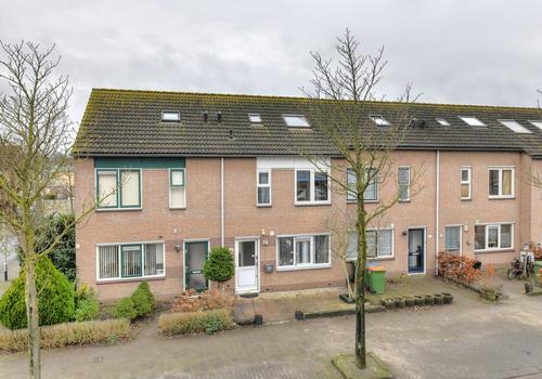 Heksenwiellaan 129 in Breda 4823 HD