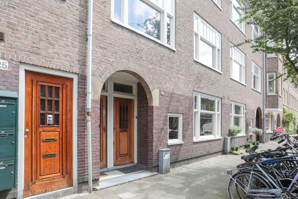 Hectorstraat, Amsterdam