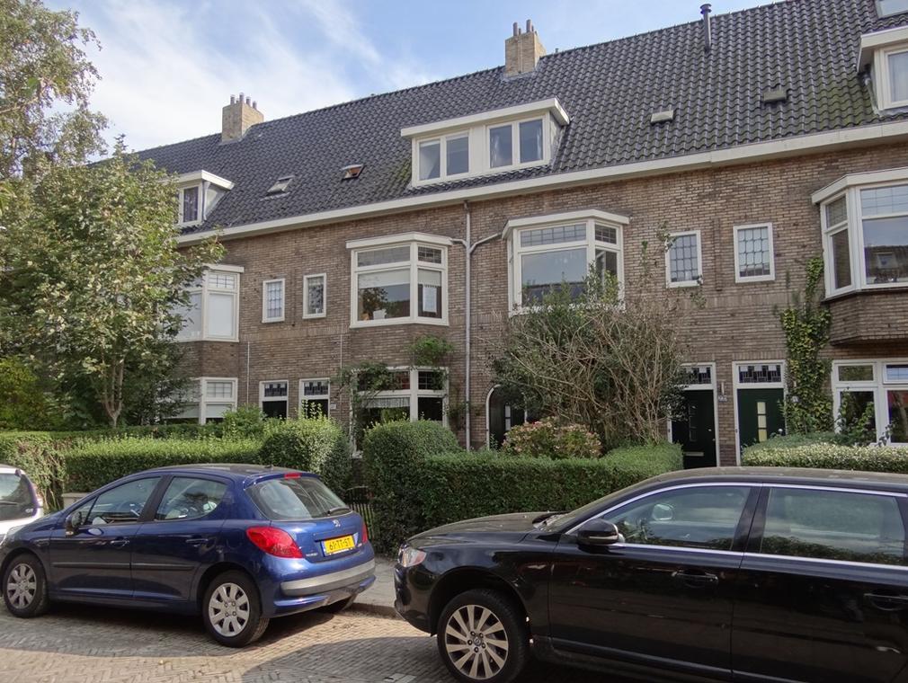 Van Hamelstraat 25 in Groningen 9714 HJ
