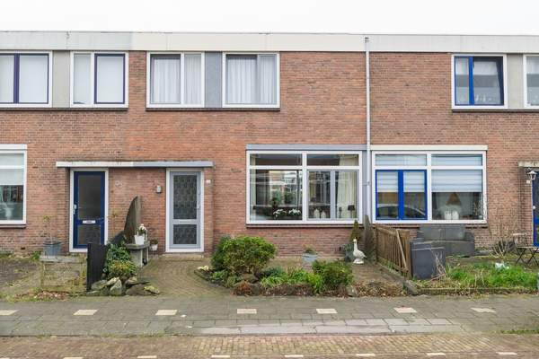Liaukemastraat 96 in Sneek 8607 BJ