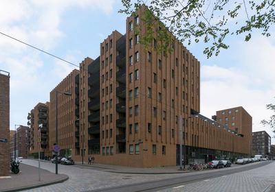 Eva Besnyostraat 87 in Amsterdam 1087 KR