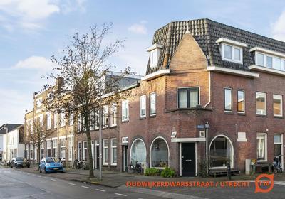 Oudwijkerdwarsstraat 118 in Utrecht 3581 LH
