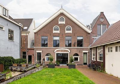 Scheepmakersdijk 5 A in Haarlem 2011 AS