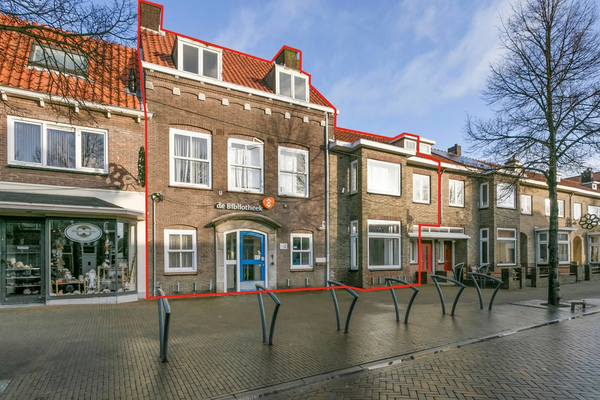 Kanaalstraat 56 - 58 in Oost-Souburg 4388 BN