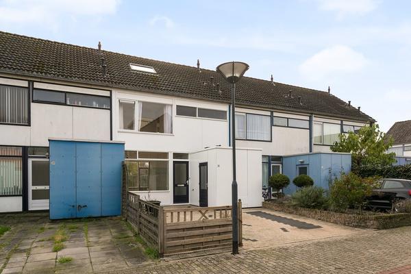 Merwedestraat 26 in Oost-Souburg 4388 TS