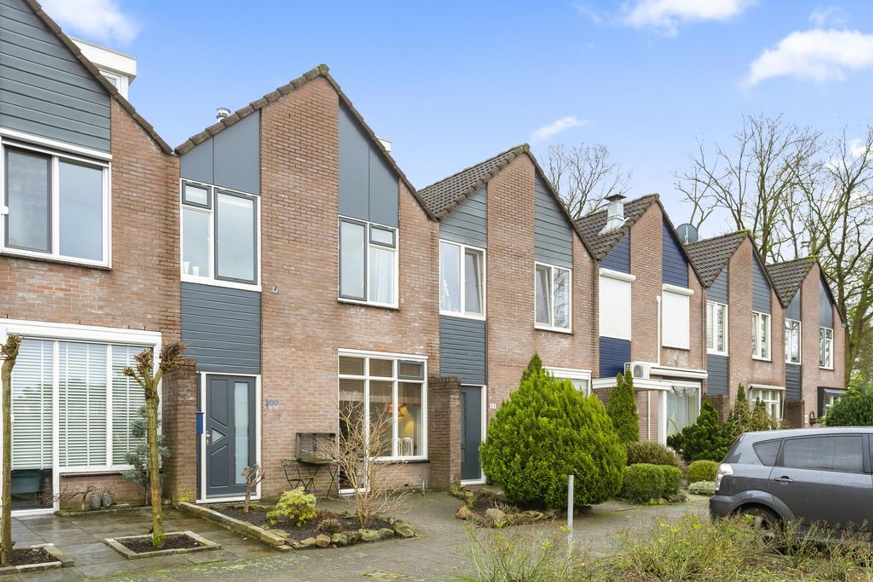 Buursebrink 109 in Enschede 7544 MD