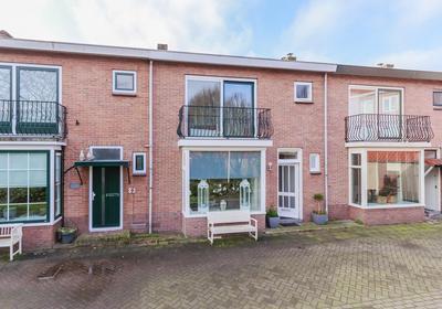 Waalstraat 85 in IJmuiden 1972 WR