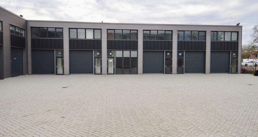 De Smalle Zijde 18 C-H in Veenendaal 3903 LP