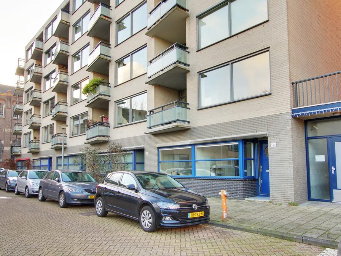 Hoogte Kadijk 209 in Amsterdam 1018 BK