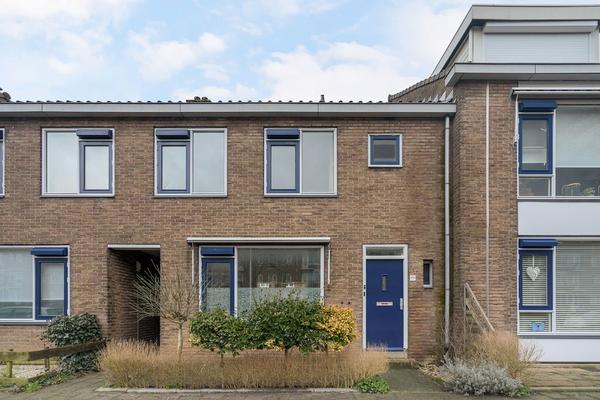 Witte De Withstraat 63 in Alphen Aan Den Rijn 2405 VD
