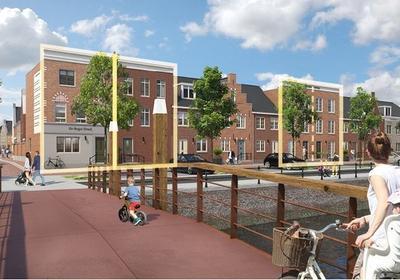De Soete Veste - Kadewoning 3 Laags Plat in Bergen Op Zoom 4611