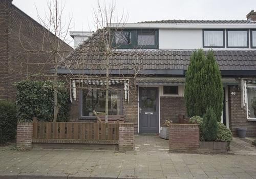 De Wetstraat 48 in Ridderkerk 2987 AC