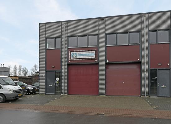 Jan Tinbergenstraat 8 D in Reeuwijk 2811 DZ