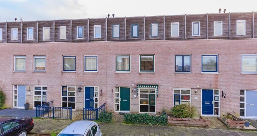 Wieringer Aak 125 in Velserbroek 1991 XN