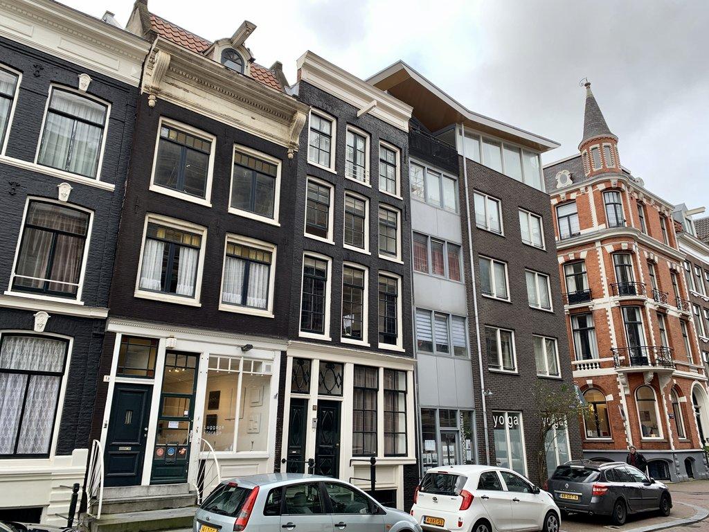 Droogbak, Amsterdam