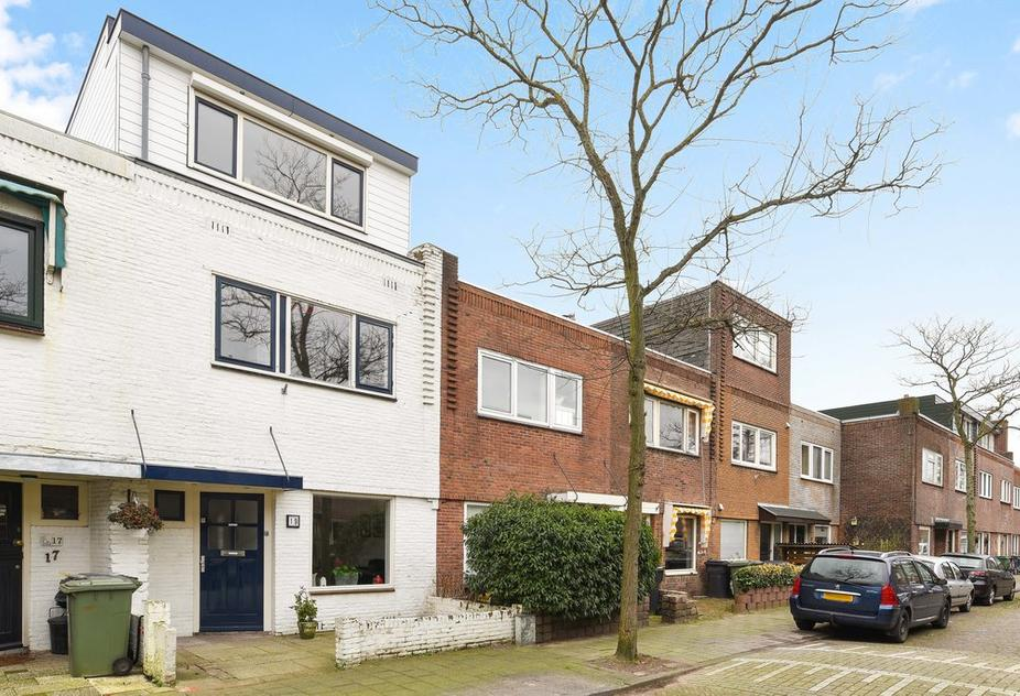 Cheribonstraat 19 in Haarlem 2022 RM