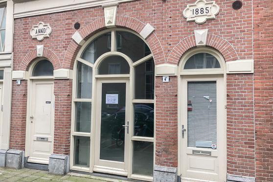 Assendelftstraat 4 A in Amsterdam 1013 SP