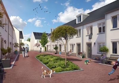 De Soete Veste - Hofwoning Met Zadeldak in Bergen Op Zoom 4611