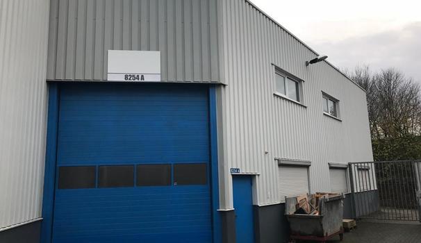 De Run 8254 A in Veldhoven 5504 EM