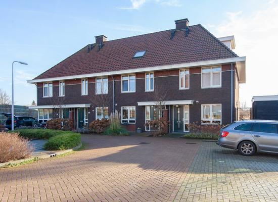Doggersbanklaan 32 in Reeuwijk 2811 DR