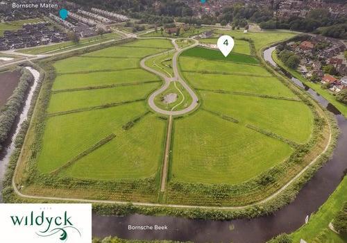 Park Wildyck Kavel 4 in Borne 7621