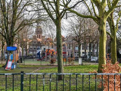 Raamsingel 34 in Haarlem 2012 DV