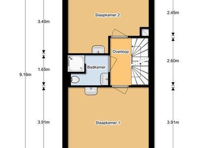 Loenensestraat 38 in 'S-Gravenhage 2574 RP