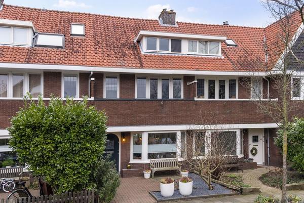 Prof. Van Bemmelenlaan 6 in Utrecht 3571 EM