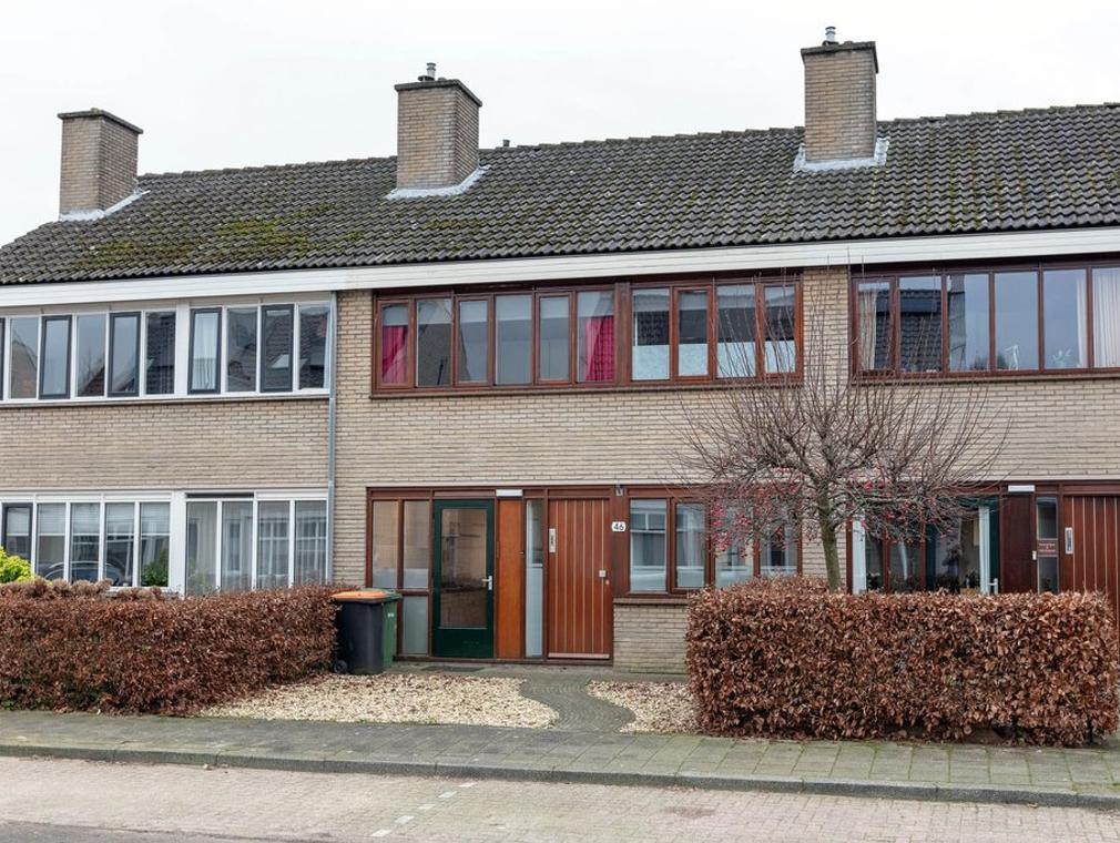 Isaac Da Costastraat 46 in Hengelo 7552 VW