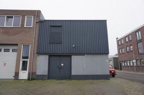 Middenhavenstraat 42 in IJmuiden 1976 CM