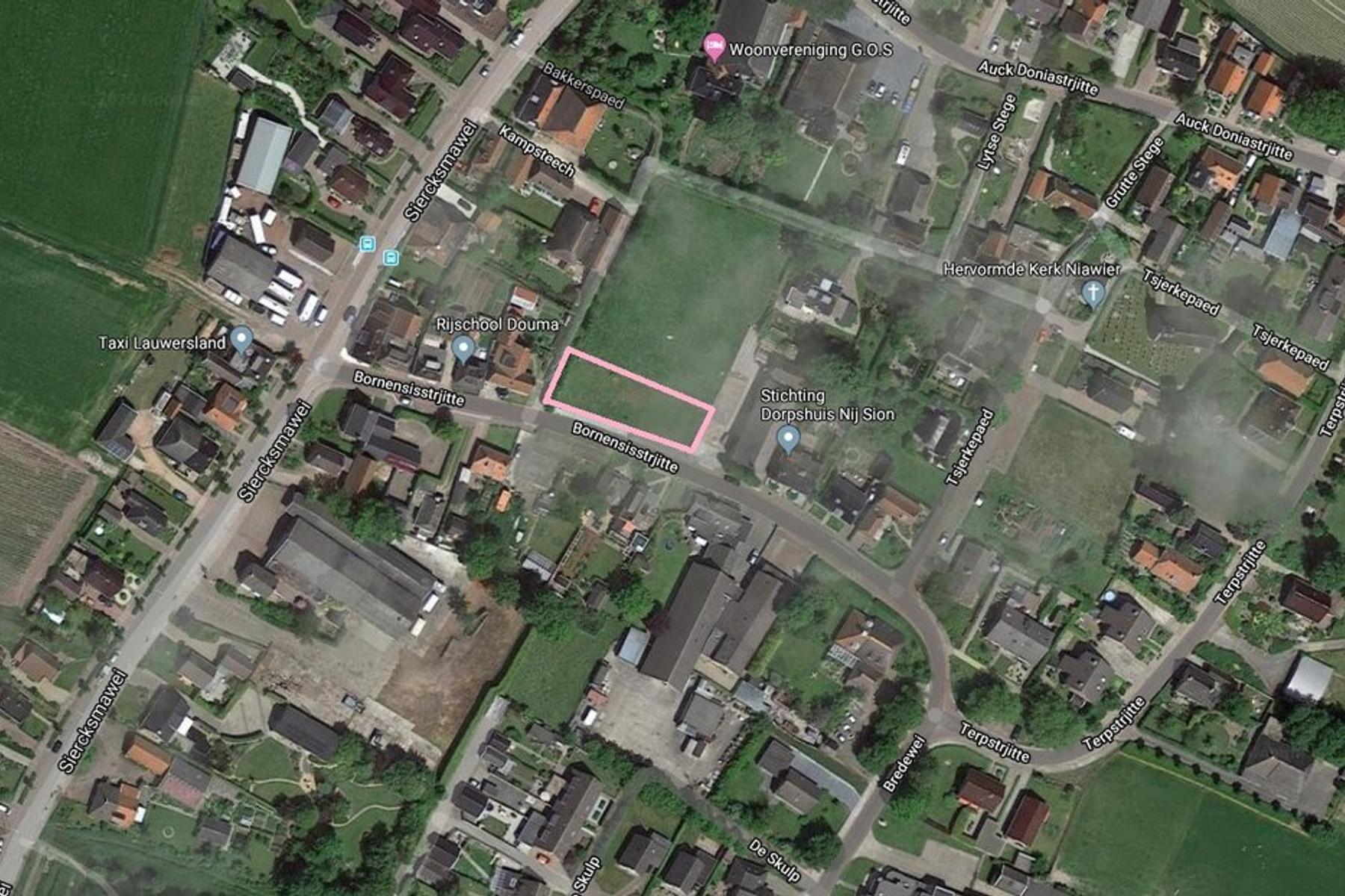 Bornensisstrjitte 11 in Niawier 9138 TA