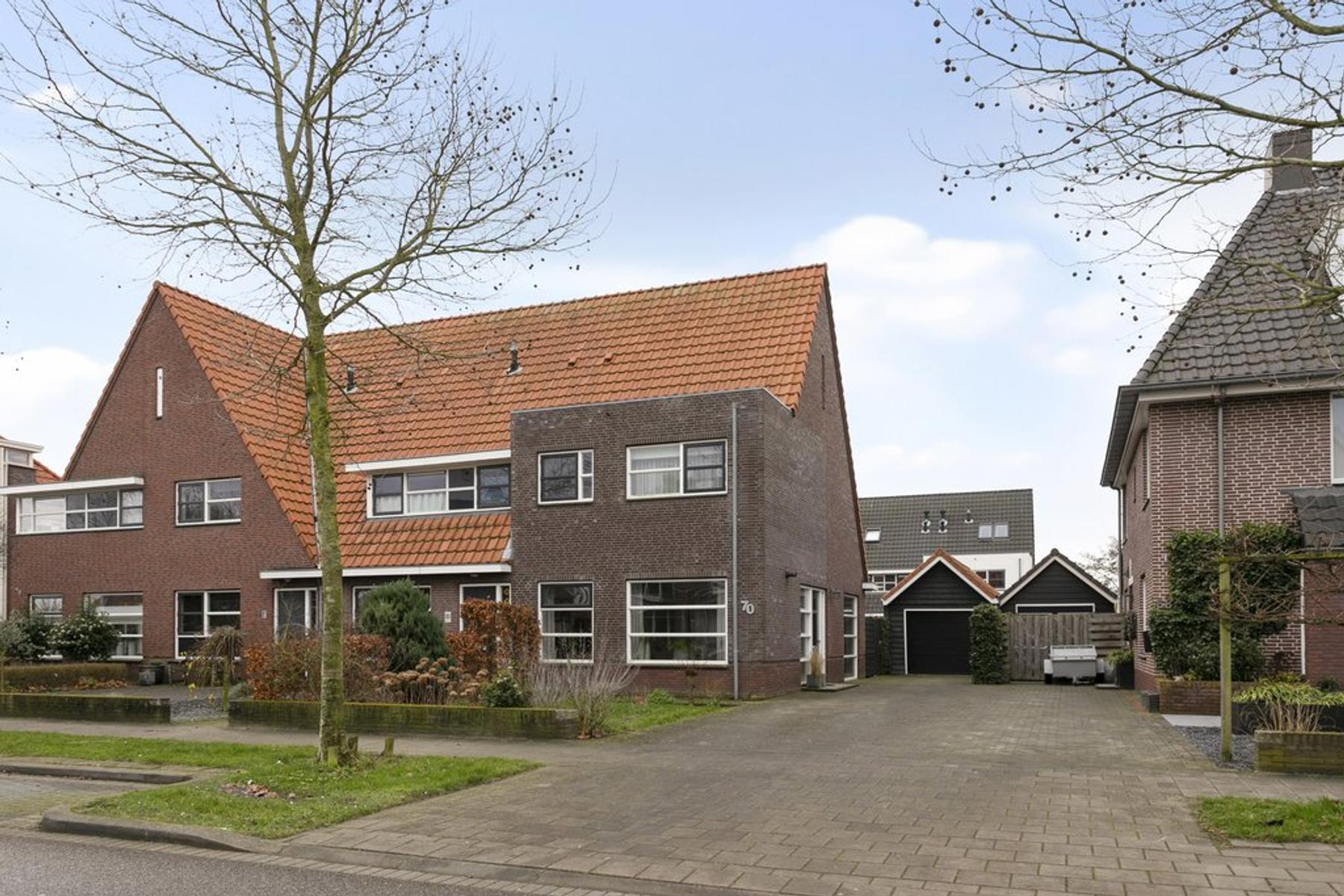 Bluesroute 70 in Middelburg 4337 WC