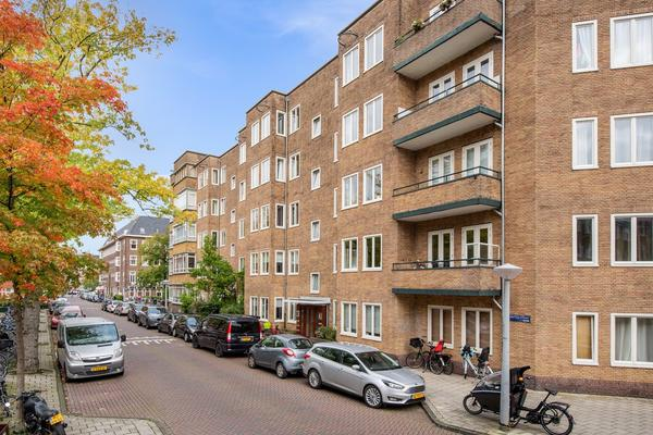 Watteaustraat 17 -Iv in Amsterdam 1077 ZJ
